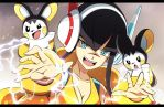Pokemon - UNLIMITED POWER by ViViVooVoo