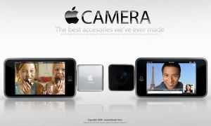 Apple Camera Concept by i-visual