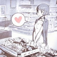 Sweets by Kuvshinov-Ilya