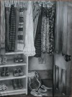 my sister's closet by greenstickynote