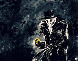 Rorschach II by kevinwalker