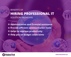 Benefits of hiring Professional IT solution by crawfordsbs