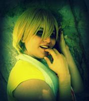 Cosplay de chica by Gaby-Kagamine-cat