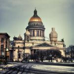 Saint Isaac's Cathedral by caie143