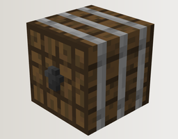 Minecraft - Workshop and Wine: Barrel by NeonLugia