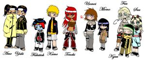 NARUTO: next gen_colored-ish by AppleCherry