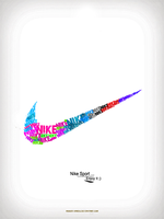 Nike Logo by AsiiMDesGraphiC