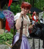 Queen Titania is a Pirate by AriadneEvans