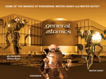GENERAL ATOMICS by rodelbanares
