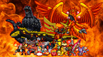 Ultimate Fire Users Wallpaper by scott910