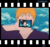 ichiruki by Bleach-Fairy