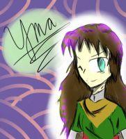 Old to me new to you OC Yma by LinksInMe