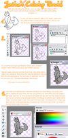First Pixel Coloring Tutorial by Serenading-Twist17