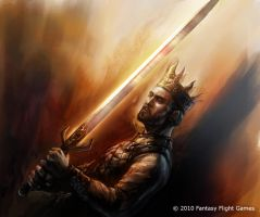 Stannis Baratheon by Ming1918