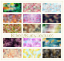 Pack #2 - Bokeh/Blurry Textures by sosuftw