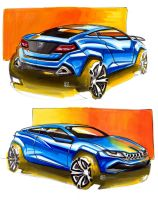 SUV coupe by lukas-art