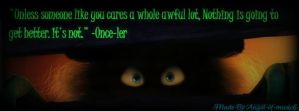 The Once-Ler Facebook Cover by Slender--Kitty