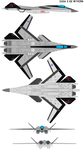 EASA X-02 Wyvern by bagera3005
