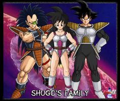 Shugo's Family by Dairon11