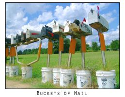 Buckets of Mail by underdogg101