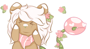 Bloom and Blossom Squish Face by Ambercatlucky2