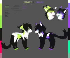 Hallow and Hollow Ref 2O13 by Charyu
