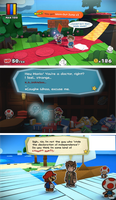 Paper Mario - New Characters?! by MarkProductions