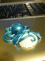 Seashell Octopus by CuteTherapy