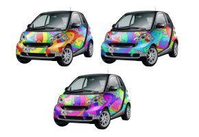 Smart Car Design: Moving by MastaAzumarek