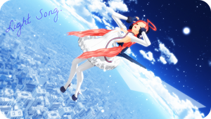 .: MMD :. Light Song by Meitsuniie-Shy