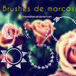 Brushes de marcos -dreweditions by DrewEditions