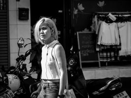 Fancy Bangkok Girl by InayatShah