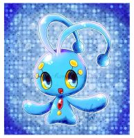 . : Manaphy : . by GenyStar