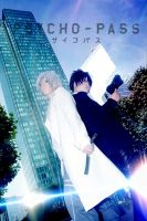 Building PSYCHO PASS by YURK-K