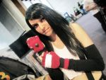 Tifa Lockhart FFVII cosplay by ladylucienne