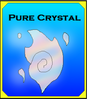 Pure Crystal Card (Adopt) by Dianamond