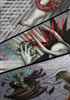 Ulquiorra Returns Comic Page 1 redone part b by Shabriri-Lin