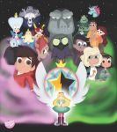 Star vs the forces of evil by RandomChibiGirl