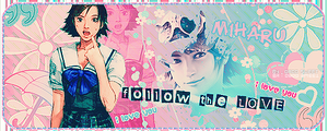 Follow The L O V E.. by DadoOoSweeT