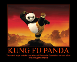Kung Fu Panda Demotivational by Sephirath21000