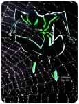 Spider-Man Green Suit by BenComics