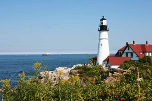 Pemaquid Lighthouse by NycterisA