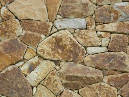 Stone Wall 003 - HB593200 by hb593200