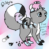 *Skyla Reference* by qoaties