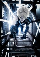 Cloud Strife by CMOSsPhotography