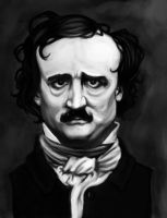 Mr. Poe by AlyssaTallent