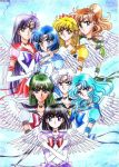 Winged Senshi by Fighter-chan