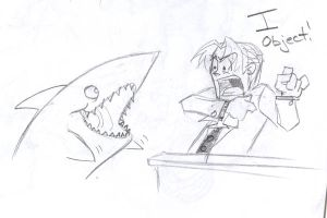 Edgeworth vs Jaws by Oboe
