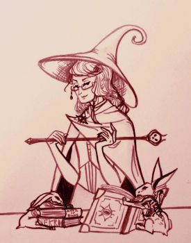 Witchsona by Nimuell