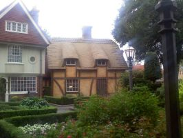 House in Epcot by feesha88